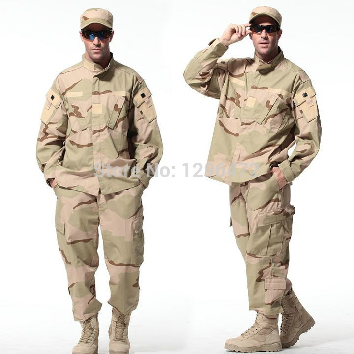 Air Force Desert Uniform Jacket Uniform Air Force