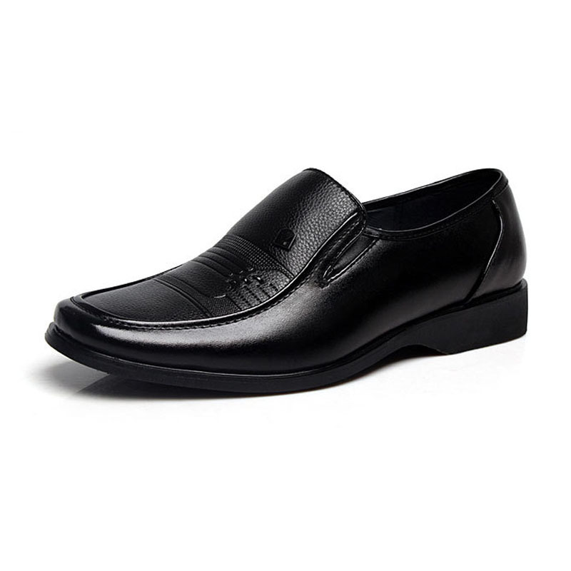 New-Mens-Oxford-Shoes-2015-Genuine-Leather-Fashion-Dress-Office-Luxury