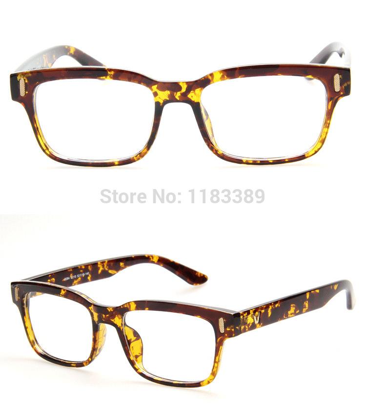 NewV-Shaped-Box-Eyeglasses-Frame-Brand-For-Women-Fashion ...