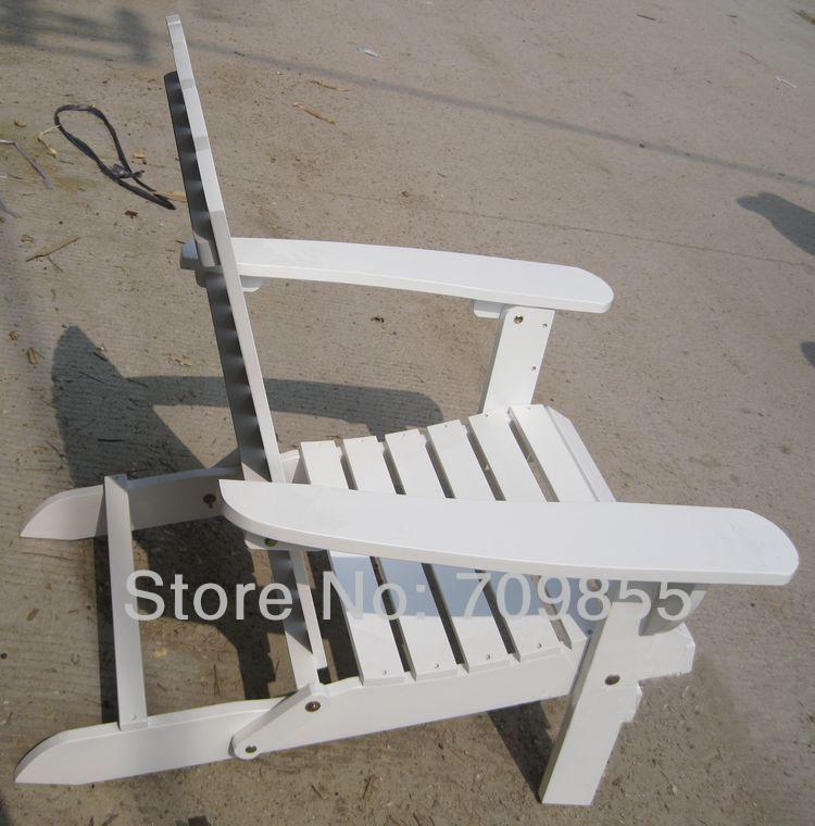 Furniture Adirondack Chair White Finish Patio Cheap Resin Beach Wood