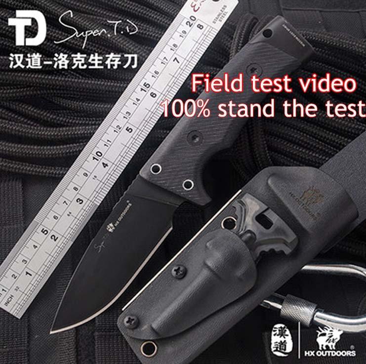 Blade Black Guy Best d2 Steel Blade Black